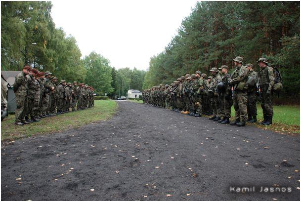 Małopolska Obrona Terytorialna - Certyfikacja LPOT 2015