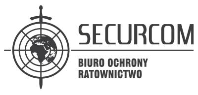 logo firmy SECURCOM