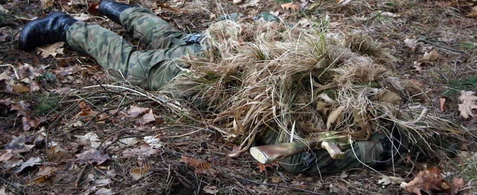 Małopolska Obrona Terytorialna - Kurs Strzelców wyborowych 2. zajęcia 05.03.2016